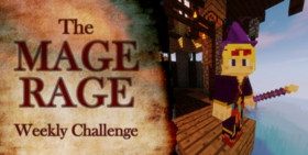 Скачать Mage Rage для Minecraft 1.13.2