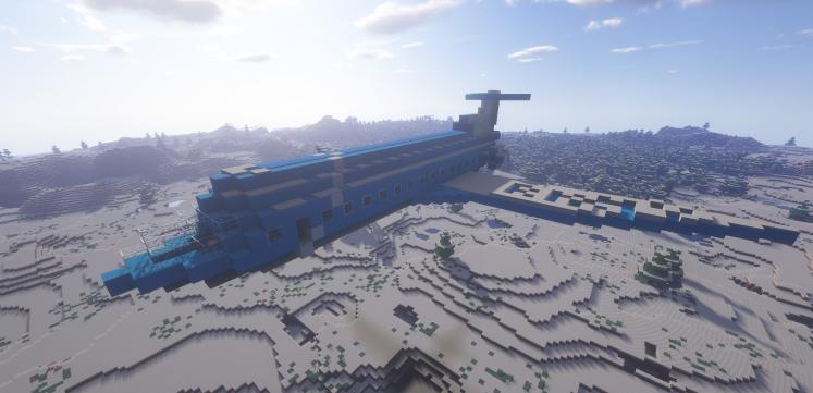 Plane Як-40 скриншот 1