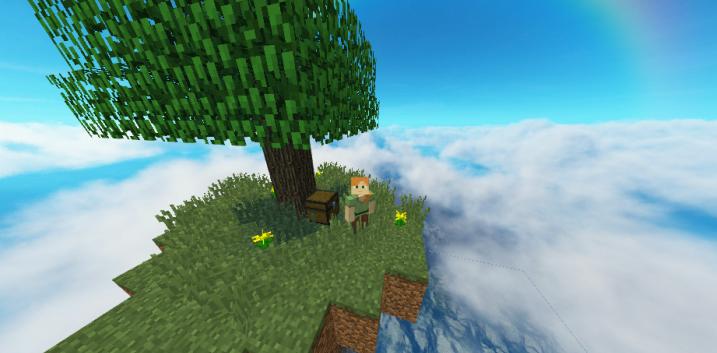 SkyBlock By Mindy скриншот 2