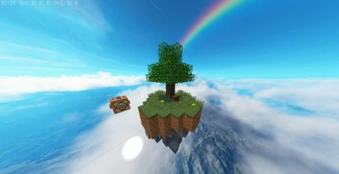 SkyBlock By Mindy скриншот 1