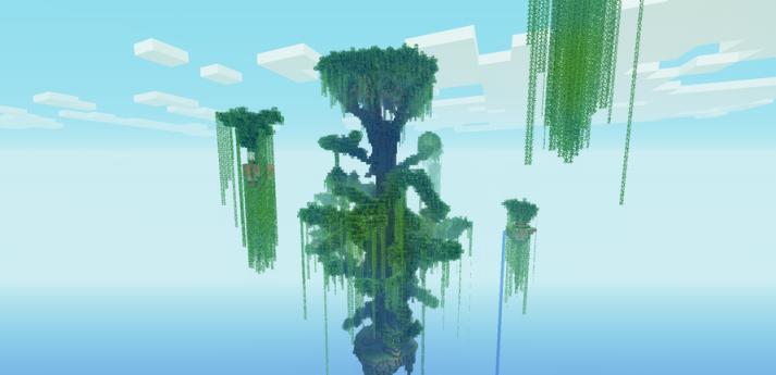 Ultimate Tree Survival скриншот 2