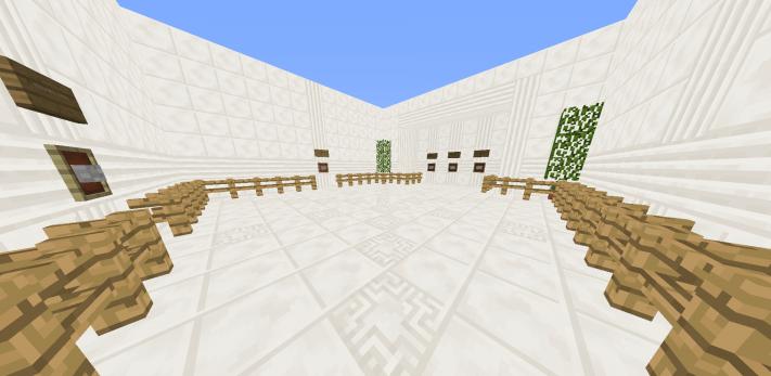 13 easy parkour levels скриншот 2