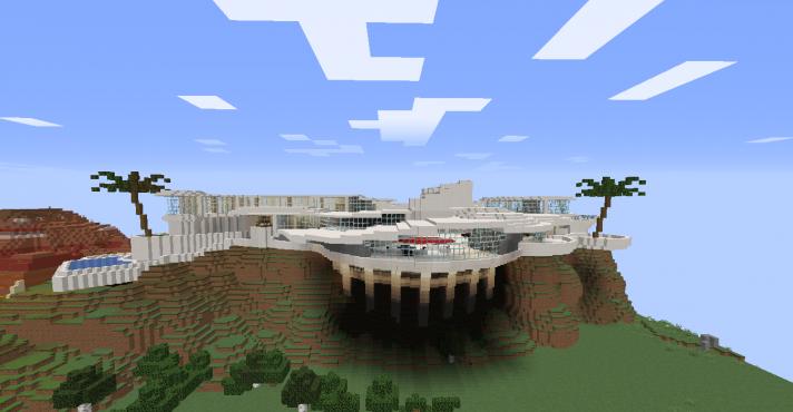 Iron man's house скриншот 2