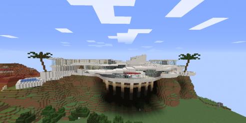 Iron man's house скриншот 1