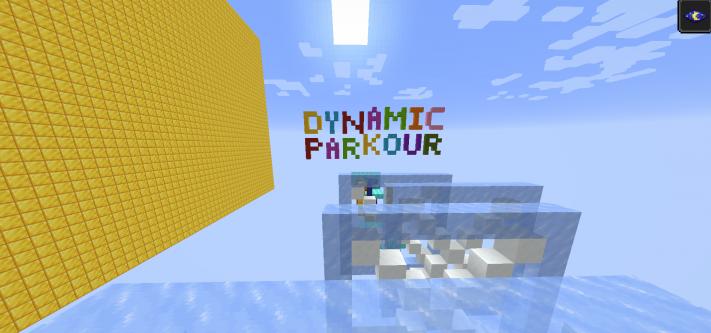 Dynamic Parkour скриншот 2