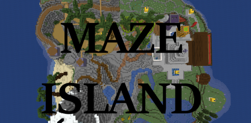Maze Island скриншот 1