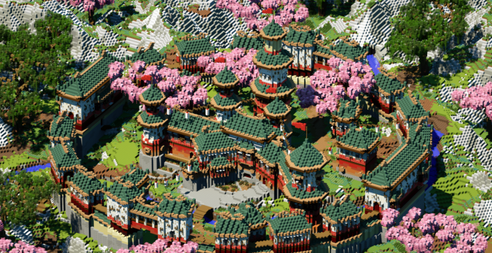 Oriental Chateau скриншот 1