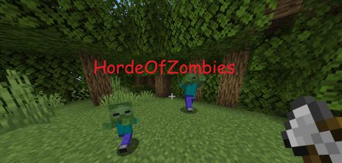 HordeOfZombies скриншот 1