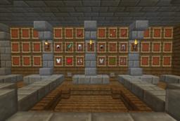 Скачать PvP Arena (FFA) для Minecraft 1.7.10