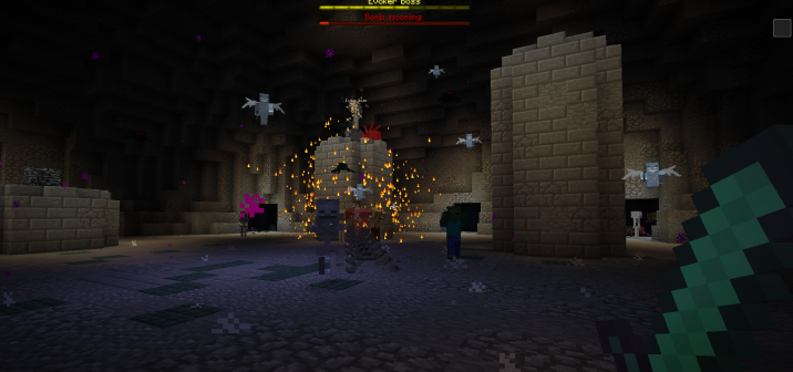 Ultimate Evoker Boss скриншот 2