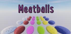 Скачать Meatballs для Minecraft 1.12.2