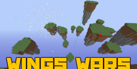 Скачать Wings Wars для Minecraft 1.13.2