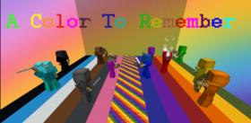 Скачать A Color To Remember для Minecraft 1.13.2