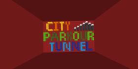 Скачать City Tunnel Parkour для Minecraft 1.12.2