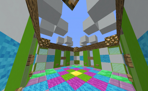 SkyBlock trade to survive! скриншот 1