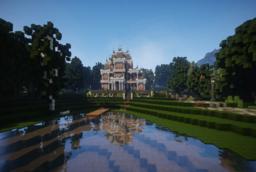 Скачать Summer House для Minecraft 1.12.2
