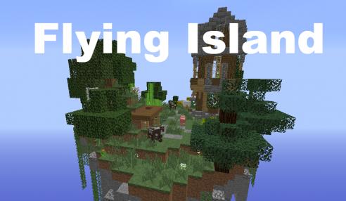 Flying Island скриншот 1