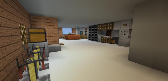 Механический хай-тек дом скриншот 2