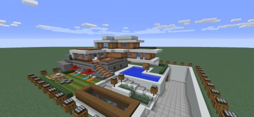 Механический хай-тек дом скриншот 1