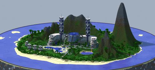 Island Resort скриншот 1