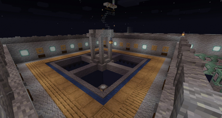 PvP map: