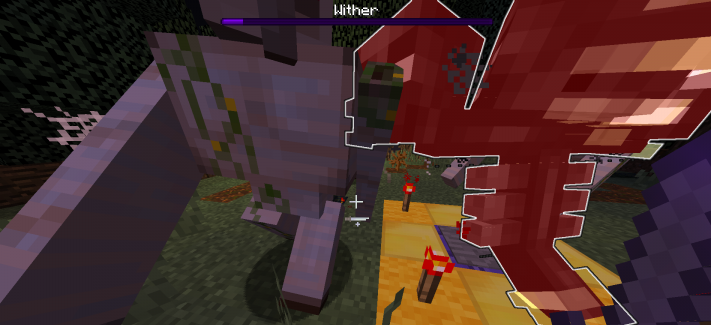 Protect The Wither скриншот 2