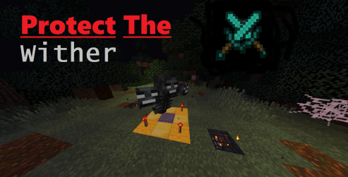 Protect The Wither скриншот 1