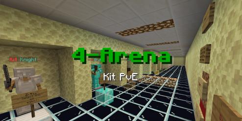 4-Arena Kit PvE скриншот 1
