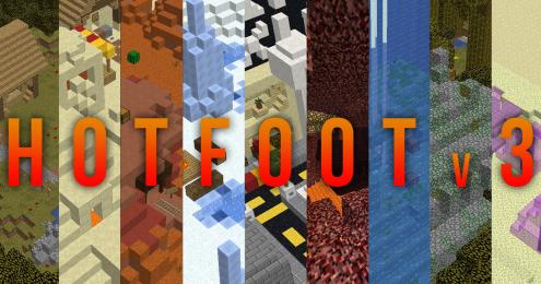 Hot Foot скриншот 1