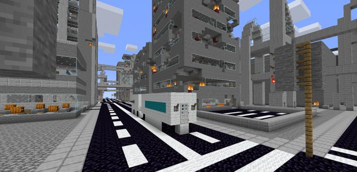 Horizon City 2019 скриншот 2