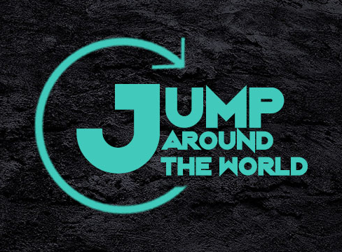 Jump around the world скриншот 1