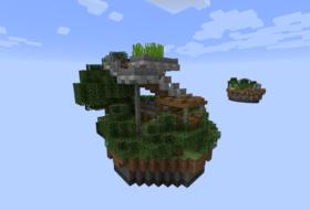 Скачать SkyBlock iZi для Minecraft 1.14.4