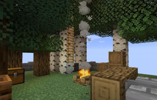 SkyBlock iZi скриншот 2