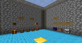 Скачать Карта на прохождение от Ekewad для Minecraft 1.14.4