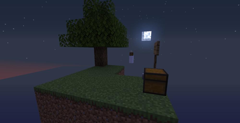 SkyBlock: 49 ачивок скриншот 2