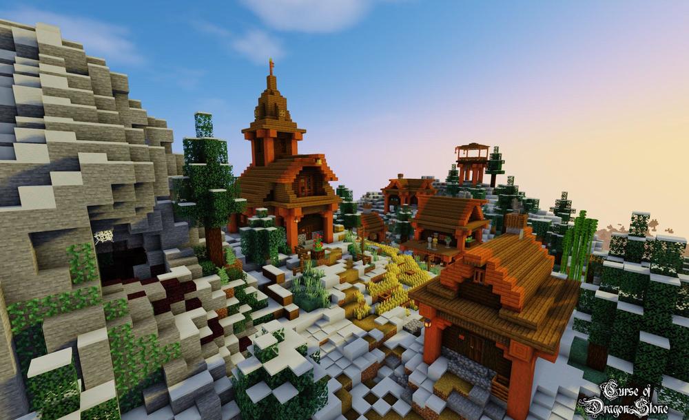 Curse of Dragon Stone скриншот 1