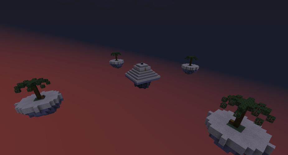 SkyWars by BApple скриншот 1