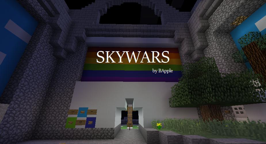 SkyWars by BApple скриншот 2