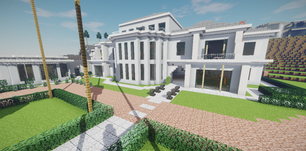 Famous Mansion Beverly Hills скриншот 1