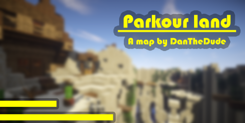 The King of Parkour Land скриншот 2