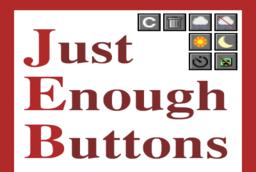 Скачать Just Enough Buttons для Minecraft 1.12
