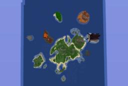 Скачать Ender Island для Minecraft 1.14.3