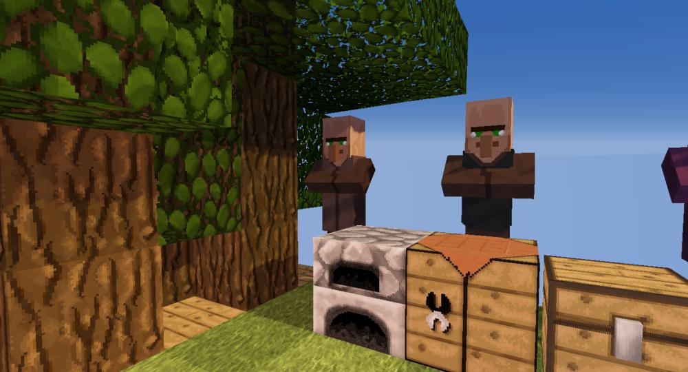 SkyBlock by RageGrief скриншот 1