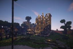 Скачать Ruins of Corpium для Minecraft 1.13.2