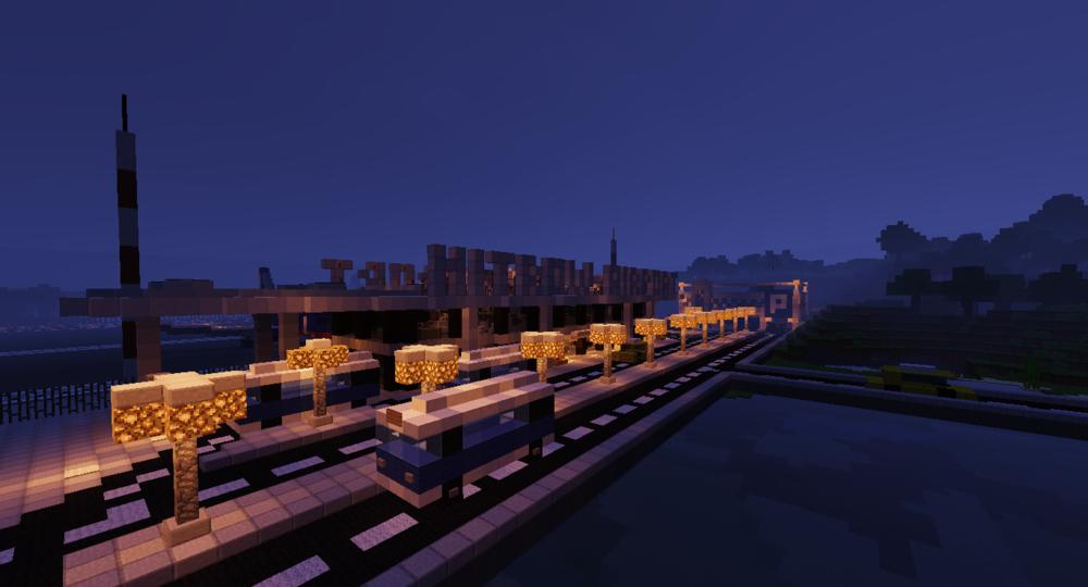 Hitrow City скриншот 1
