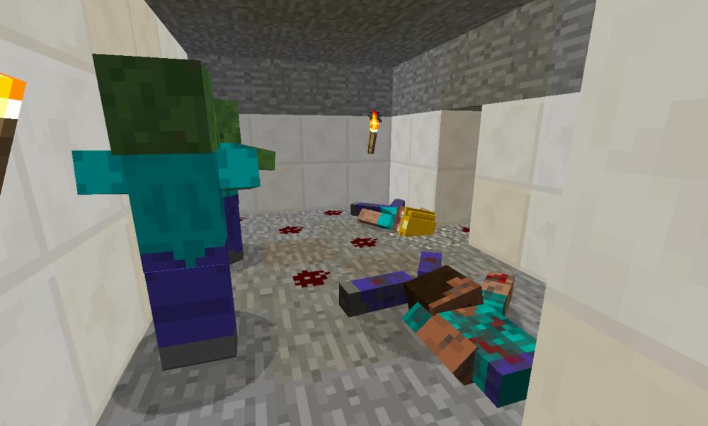 Зомби Апокалипсис: В поисках бункера скриншот 1