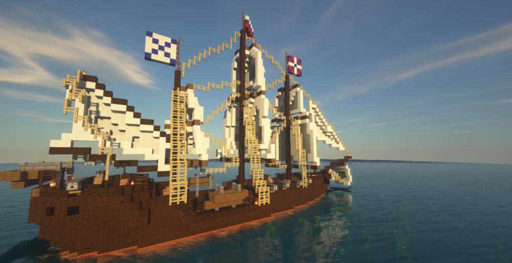 Линейный корабль скриншот 1