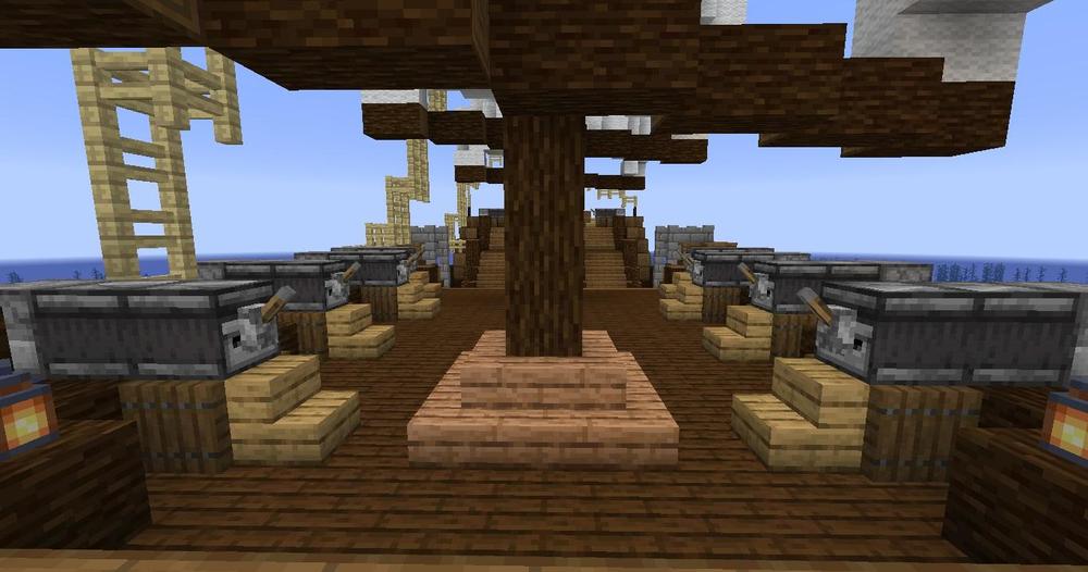 Линейный корабль скриншот 2