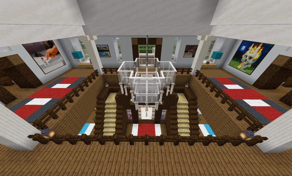 Survival House/Mansion скриншот 1
