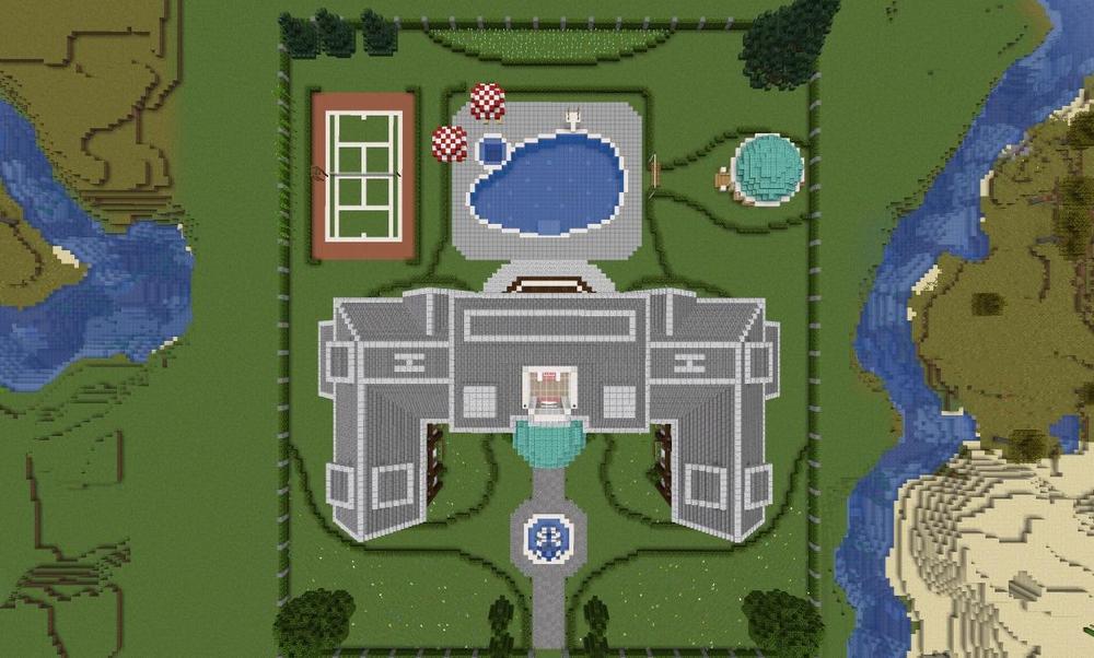 Survival House/Mansion скриншот 2